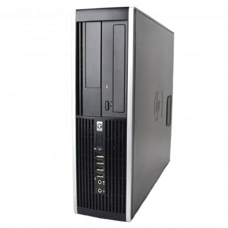 HP 8000 ELITE Sff Celeron 2,5 GHz - HDD 250 Go RAM 4 Go