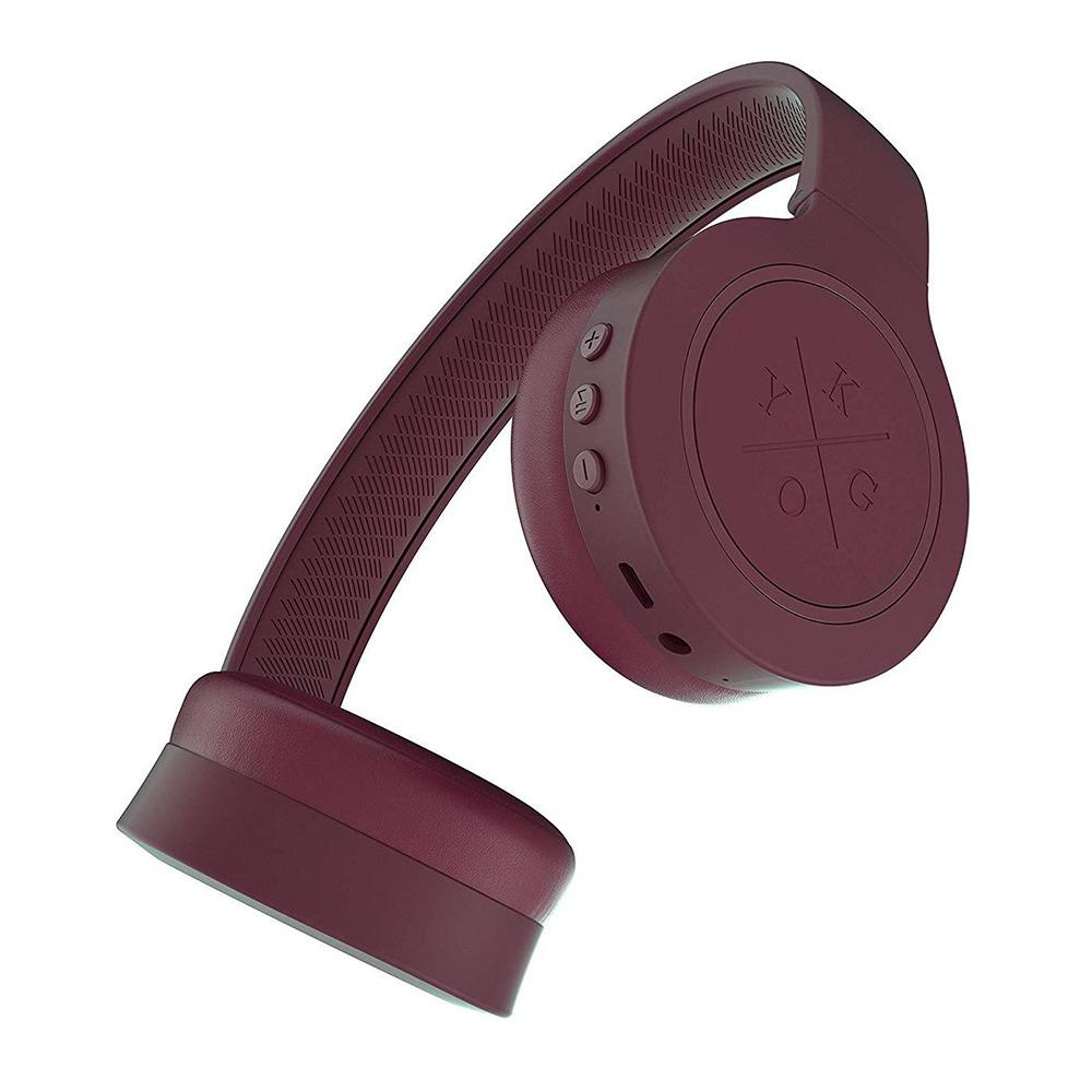 Casque Bluetooth avec Micro Kygo A4/300 - Rouge