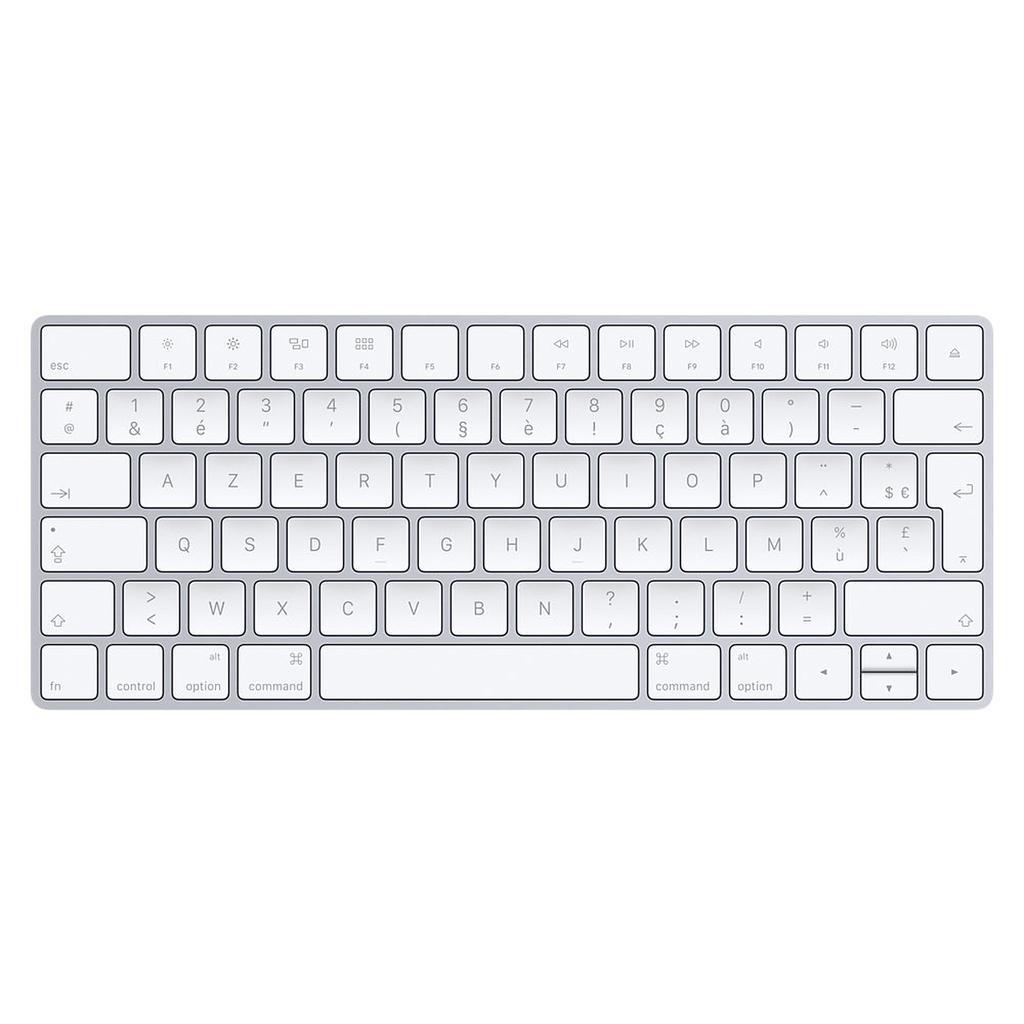 Magic Keyboard (2015) Wireless - White - QWERTY - English (UK)