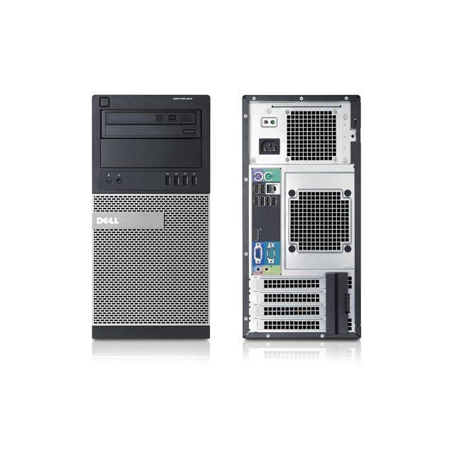 Dell OptiPlex 790 MT Core i3 3,3 GHz - SSD 256 Go RAM 4 Go