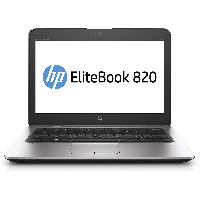 """Hp EliteBook 820 G3 12"""" Core i7 2,5 GHz - SSD 256 Go - 8 Go AZERTY - Français"""