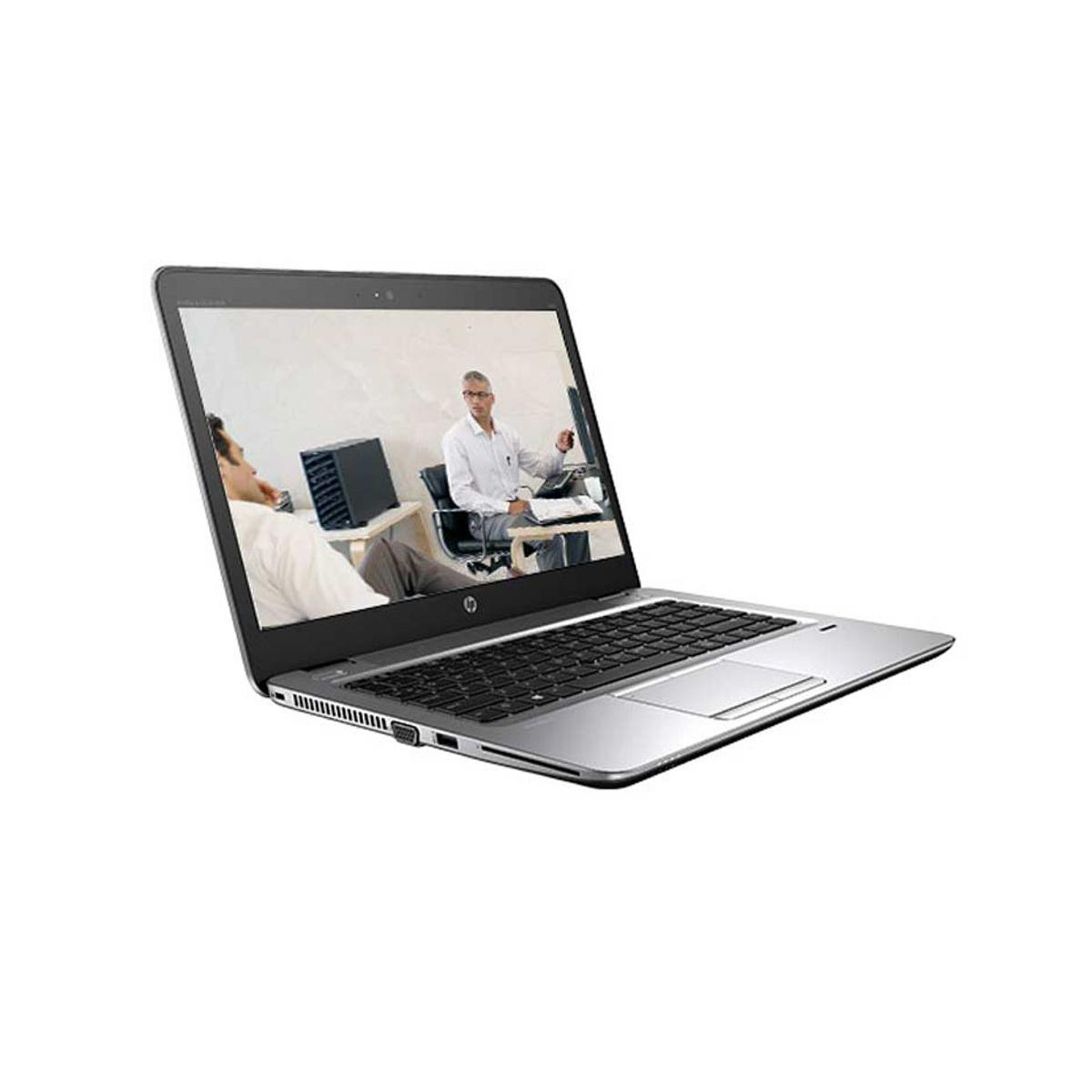 """HP EliteBook 840 G3 14"""" Core i5 2,4 GHz - SSD 256 Go - 16 Go AZERTY - Français"""