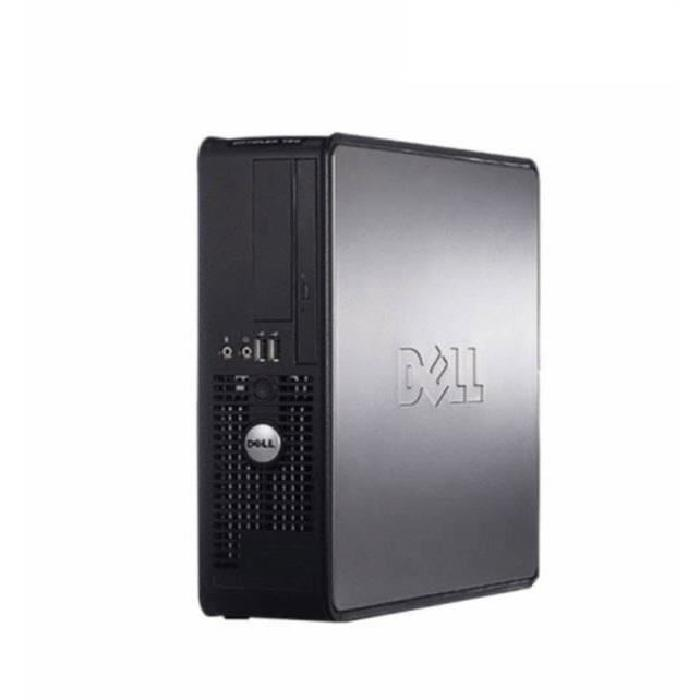 Dell OptiPlex 780 SFF Core 2 Duo 2,93 GHz - HDD 160 Go RAM 4 Go