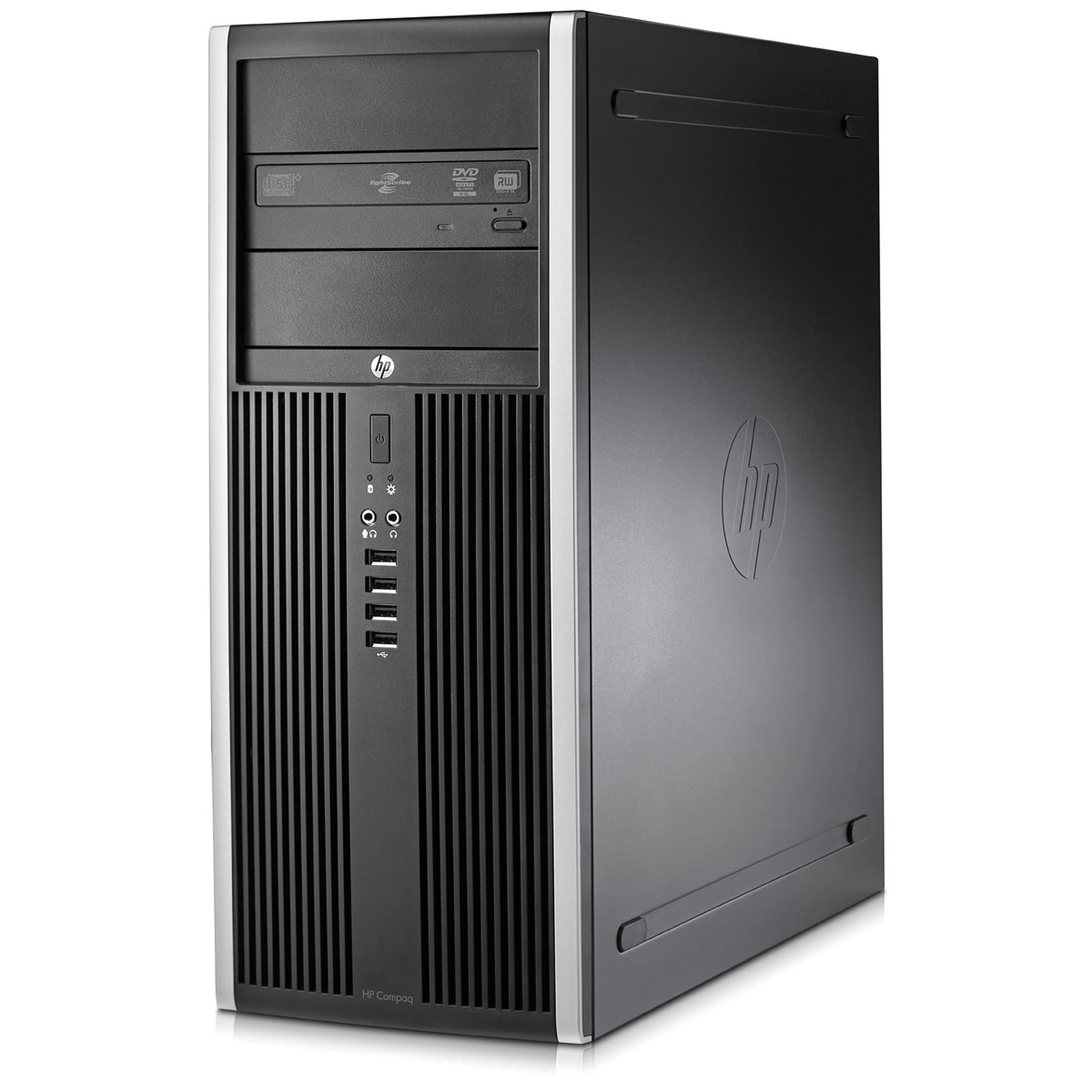 HP Compaq 8200 Elite MT Core i7 3,4 GHz - HDD 500 Go RAM 8 Go