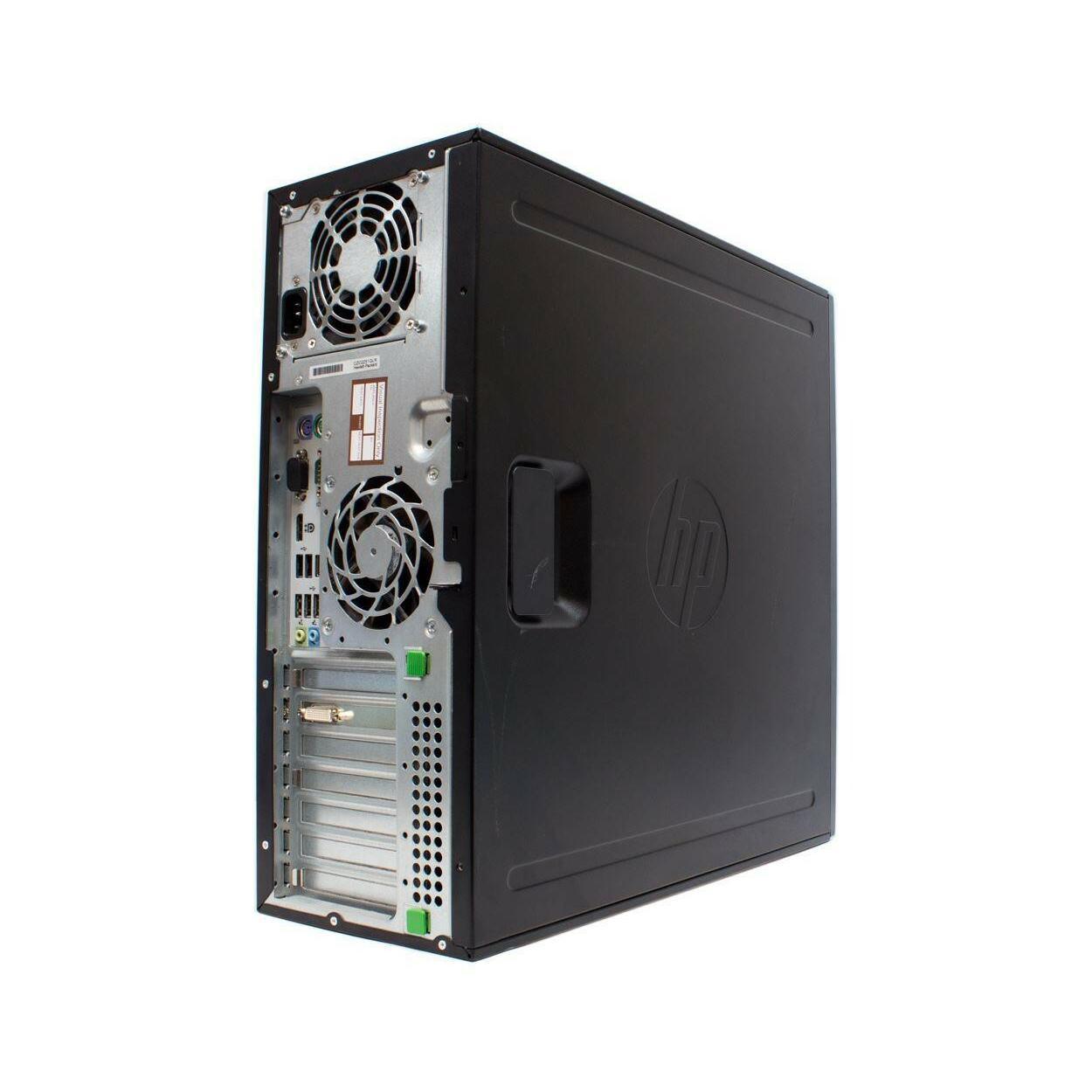 HP Compaq 8200 Elite MT Core i7 3,4 GHz - SSD 240 Go RAM 8 Go