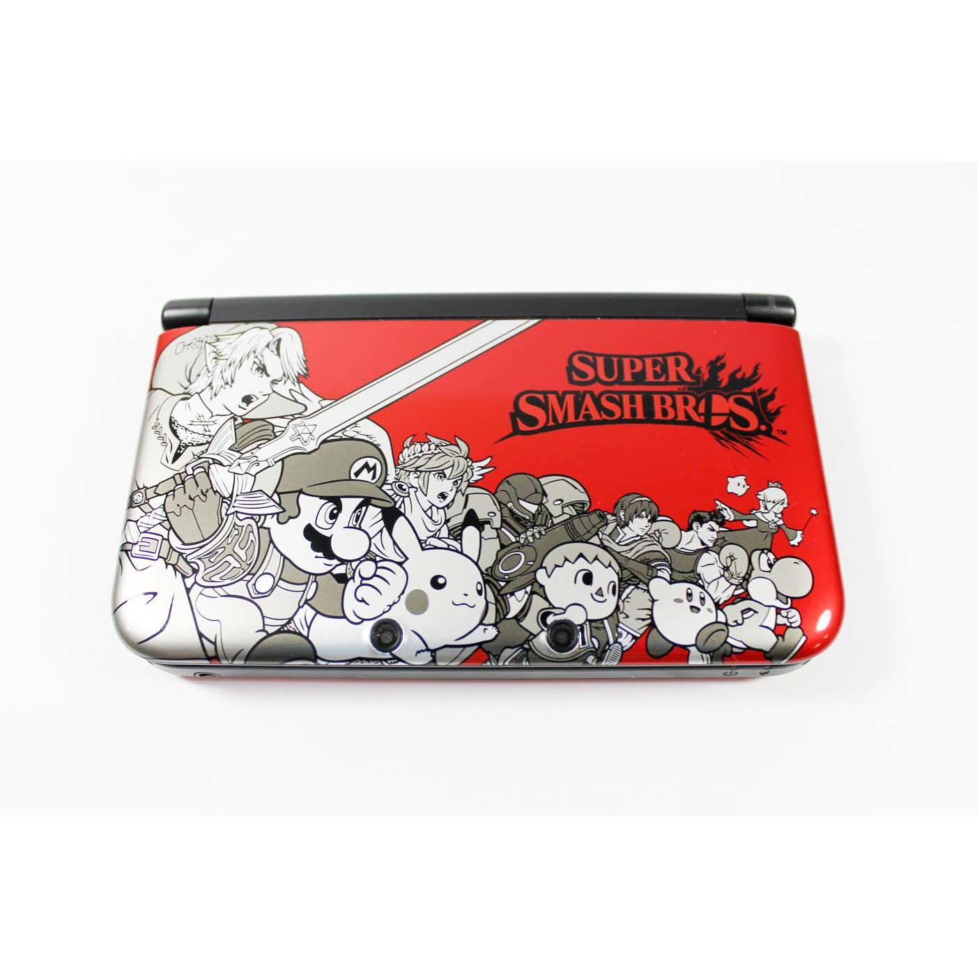 Gameconsole Nintendo 3DS XL + Super Smash Bros Limited Edition