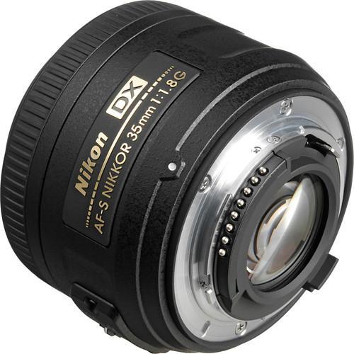 Objectif Nikon Nikon 35 mm f/1.8