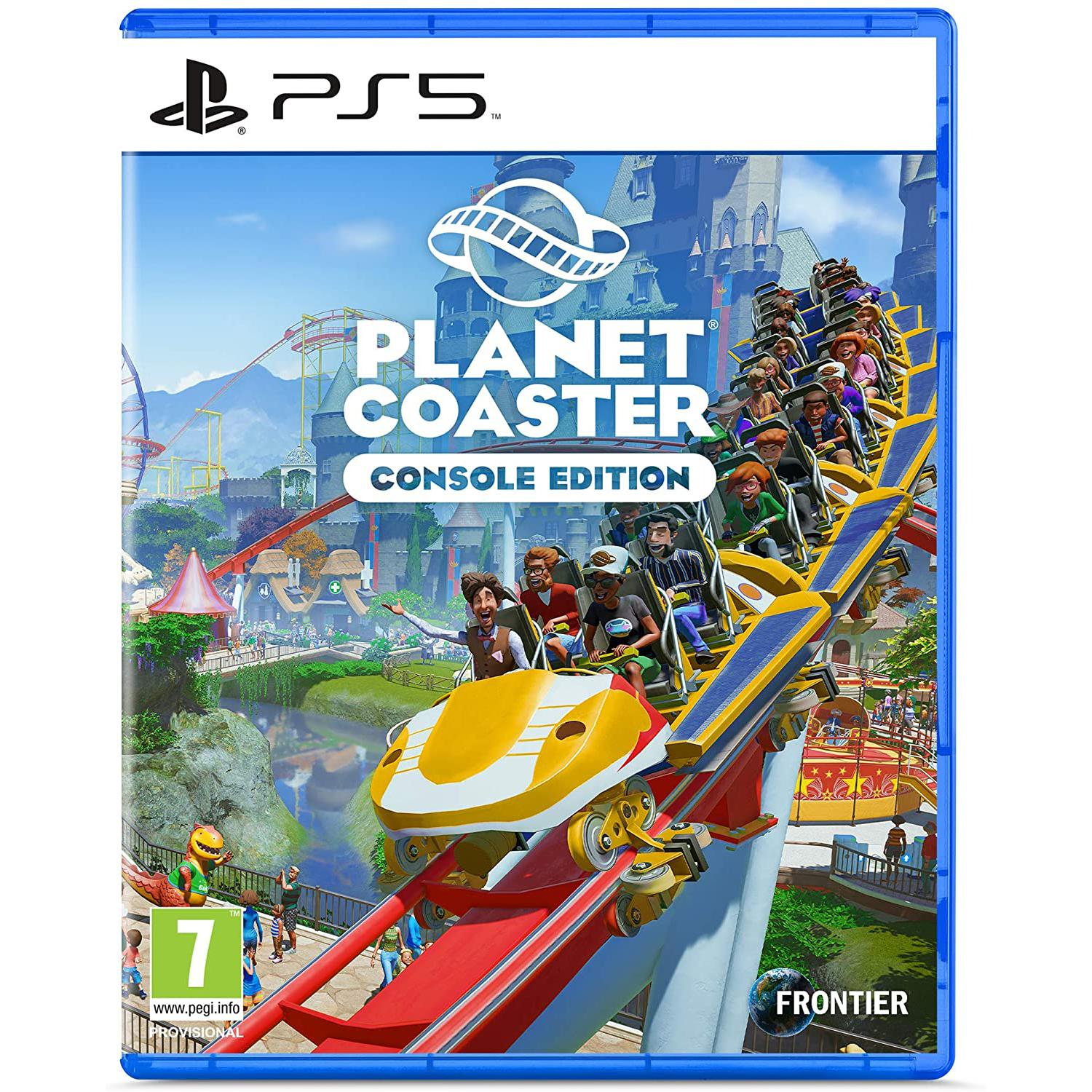 Planet Coaster: Console Edition - PlayStation 5