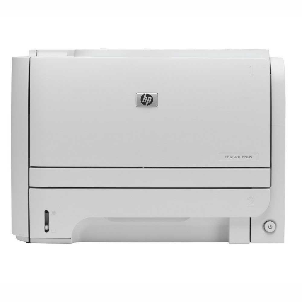 HP LaserJet P2035 Laser monochrome