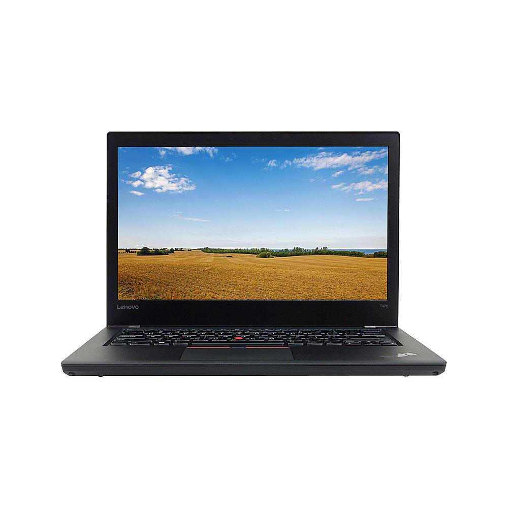 "Lenovo ThinkPad T470 14"" Core i5 2,3 GHz - SSD 512 Go - 16 Go AZERTY - Français"