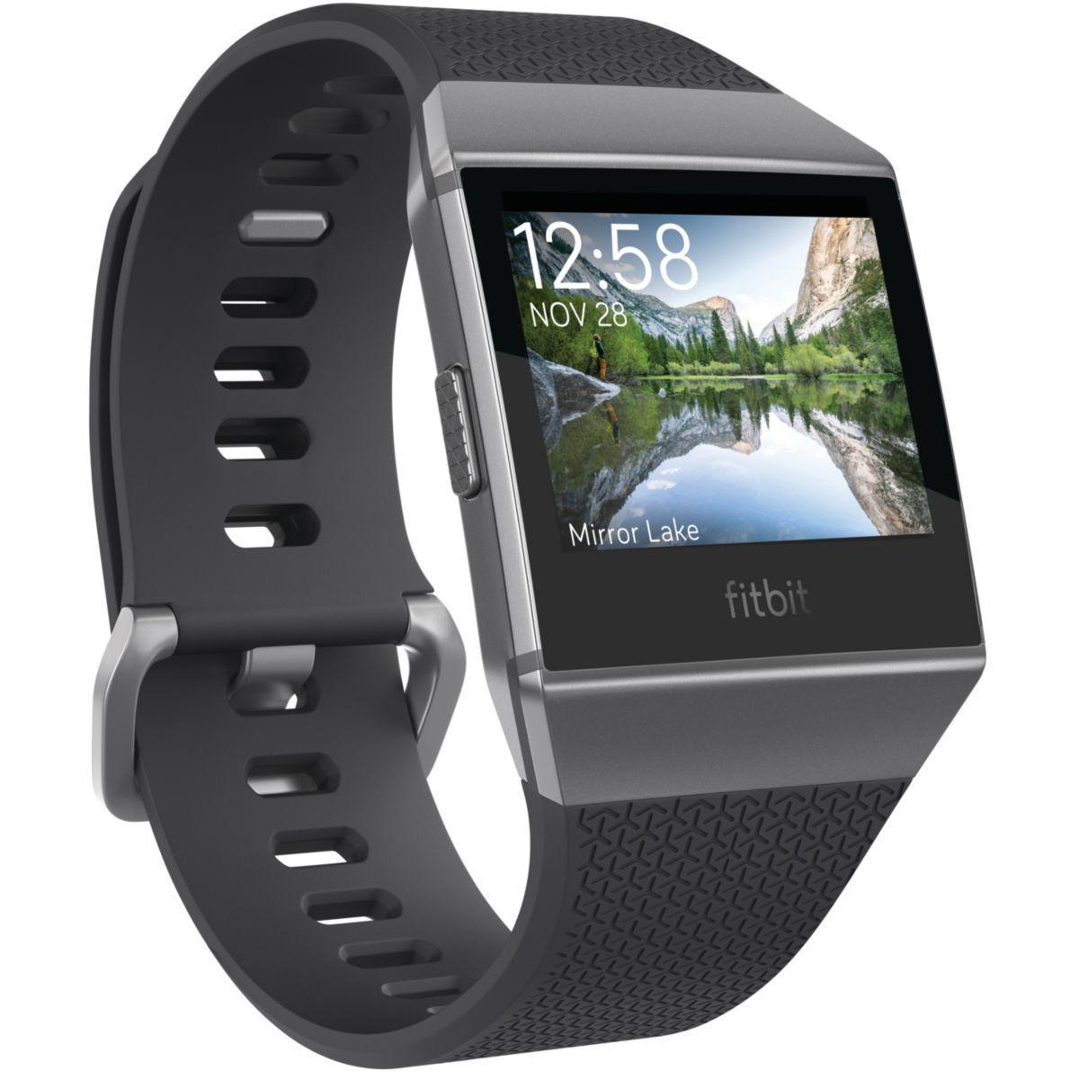 Fitbit Smart Watch Ionic GPS - Cinzento