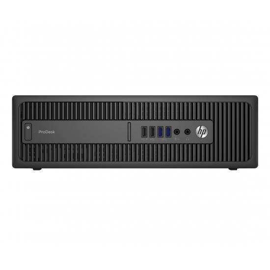 HP ProDesk 600 G2 SFF Core i5 3,2 GHz - SSD 256 Go RAM 16 Go