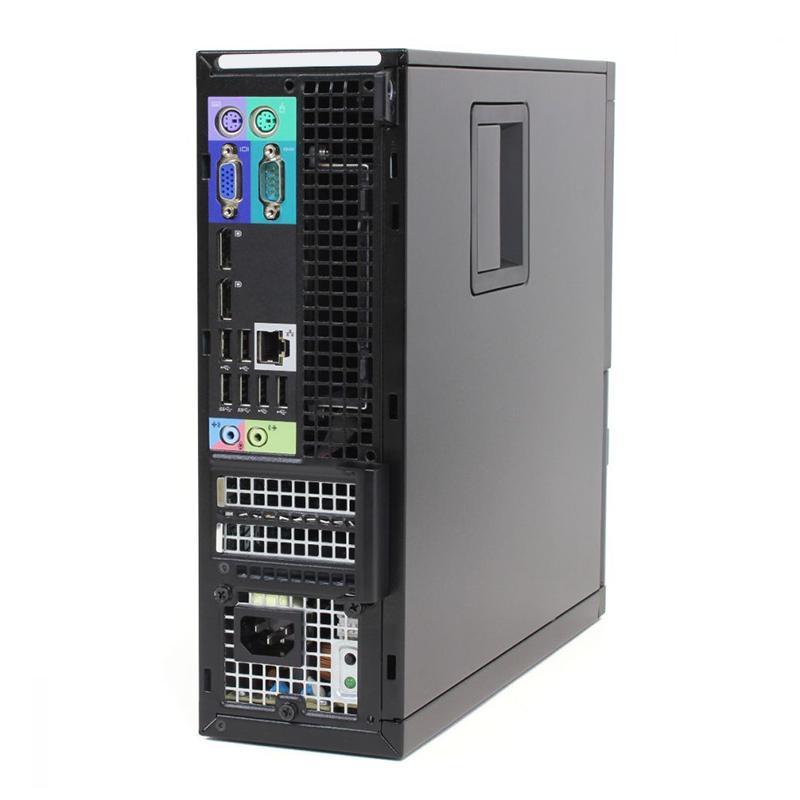 Dell OptiPlex 7010 SFF Core i7-3770 3,4 - SSD 128 GB - 8GB