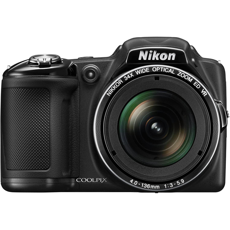 Bridge - Nikon Coolpix L830 - Schwarz