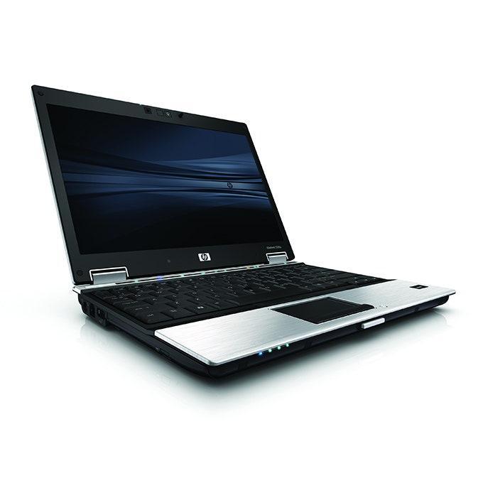"""HP EliteBook 2530P 12"""" Core 2 Duo 1,86 GHz - SSD 128 GB - 2GB AZERTY - Französisch"""