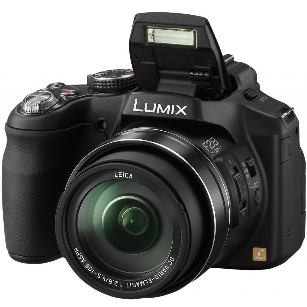 Panasonic Lumix DMC-FZ200 Bridge 12 - Čierna