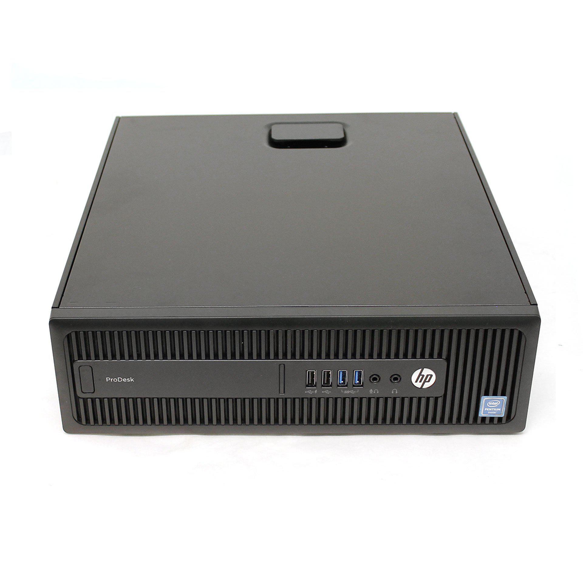 HP ProDesk 600 G2 SFF Pentium 3,6 GHz - HDD 500 Go RAM 4 Go