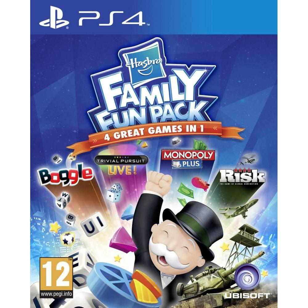 Hasbro Family Fun Pack - PlayStation 4