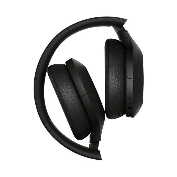 Sony WH-H910N Noise-Cancelling Bluetooth Headphones with microphone - Black
