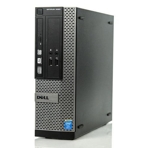 """Dell OptiPlex 3020 SFF 17"""" Core i3 3,4 GHz - SSD 240 GB - 8GB"""