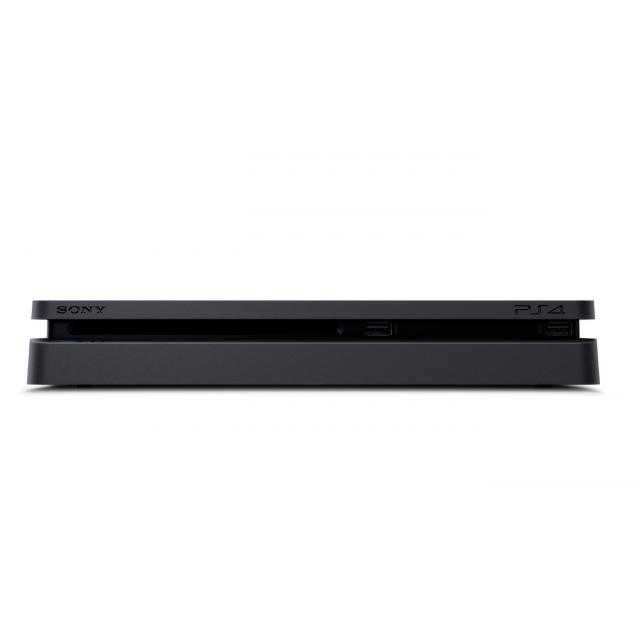 Console Sony PlayStation 4 Slim 1To + Manette +  Horizon Zero - Noir