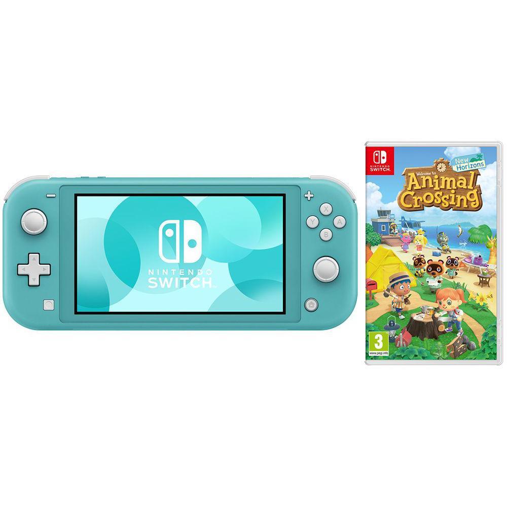 Nintendo Switch Lite - HDD 32 GB - Cyan