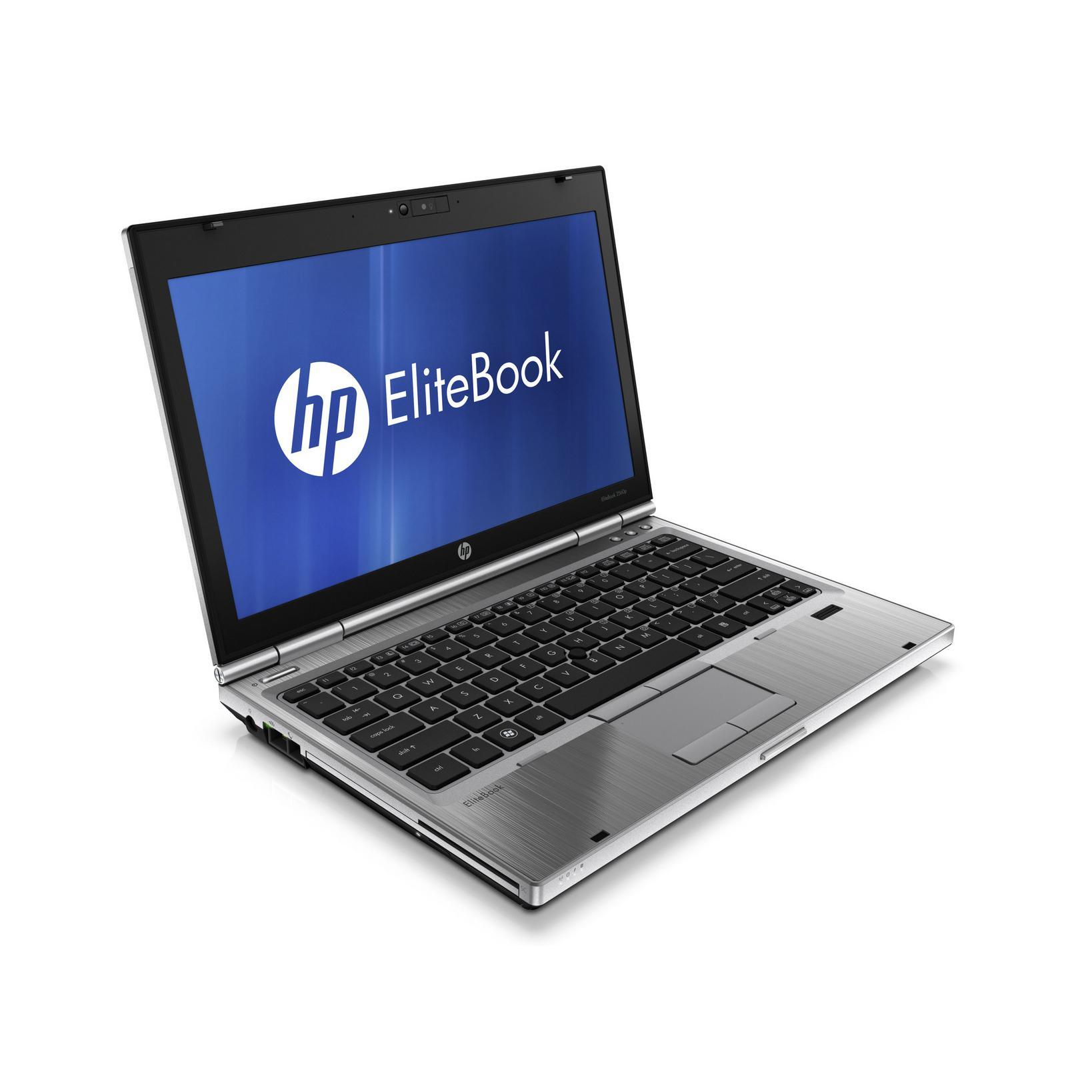 """HP EliteBook 2560P 12"""" Core i5 2,5 GHz - SSD 256 Go - 4 Go AZERTY - Français"""