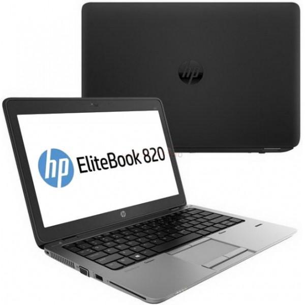 """Hp EliteBook 820 G1 12"""" Core i5 1,7 GHz - HDD 500 GB - 4GB AZERTY - Französisch"""
