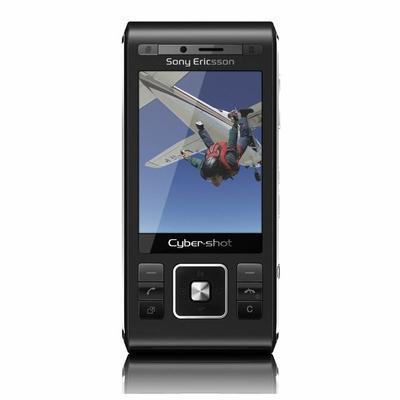 Sony Ericsson C905 - Black - Unlocked