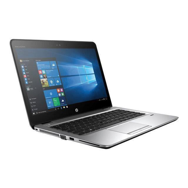 "Hp EliteBook 840 G3 14"" Core i5 2,4 GHz - HDD 500 Go - 8 Go AZERTY - Français"