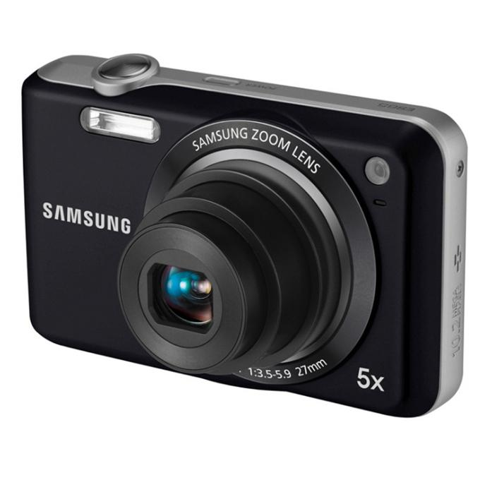 Compact - ES65 Noir Samsung Zoom Lens 35-105mm f/3.5-5.9