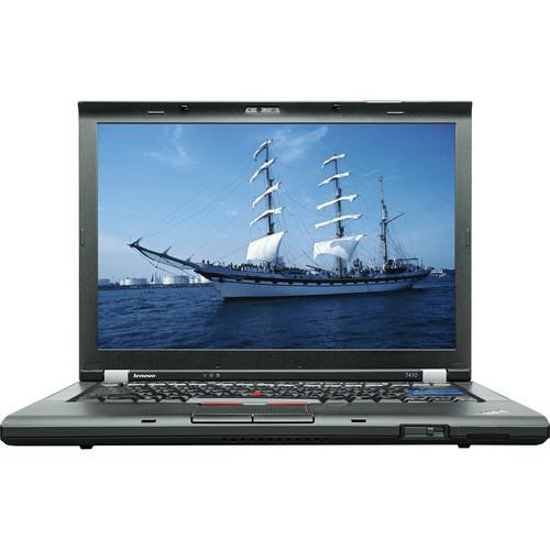 """Lenovo ThinkPad T410 14"""" Core i5 2,4 GHz - SSD 240 Go - 4 Go QWERTY - Espagnol"""