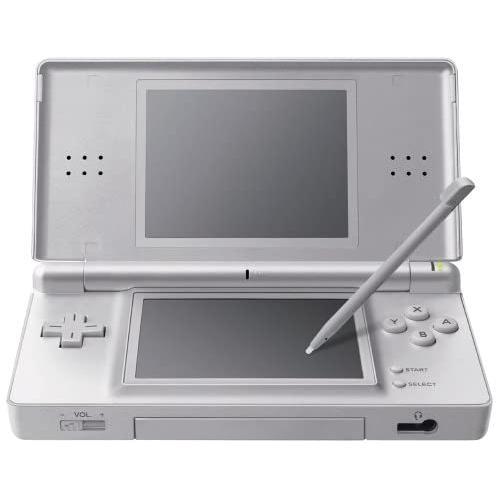 Nintendo DS Lite - HDD 0 MB - Silber