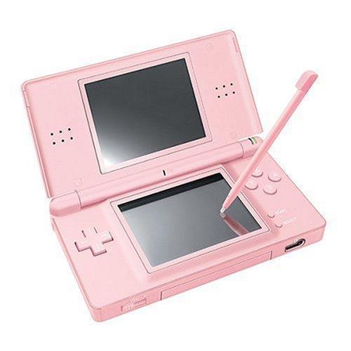 Consola de jogos Nintendo DS Lite - Rosa