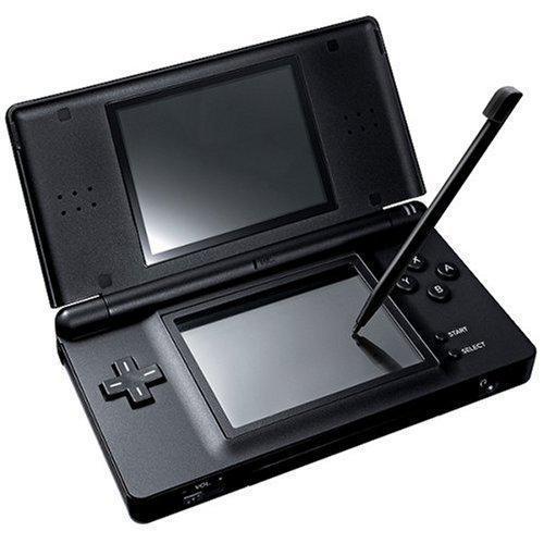 Nintendo DS Lite - Noir