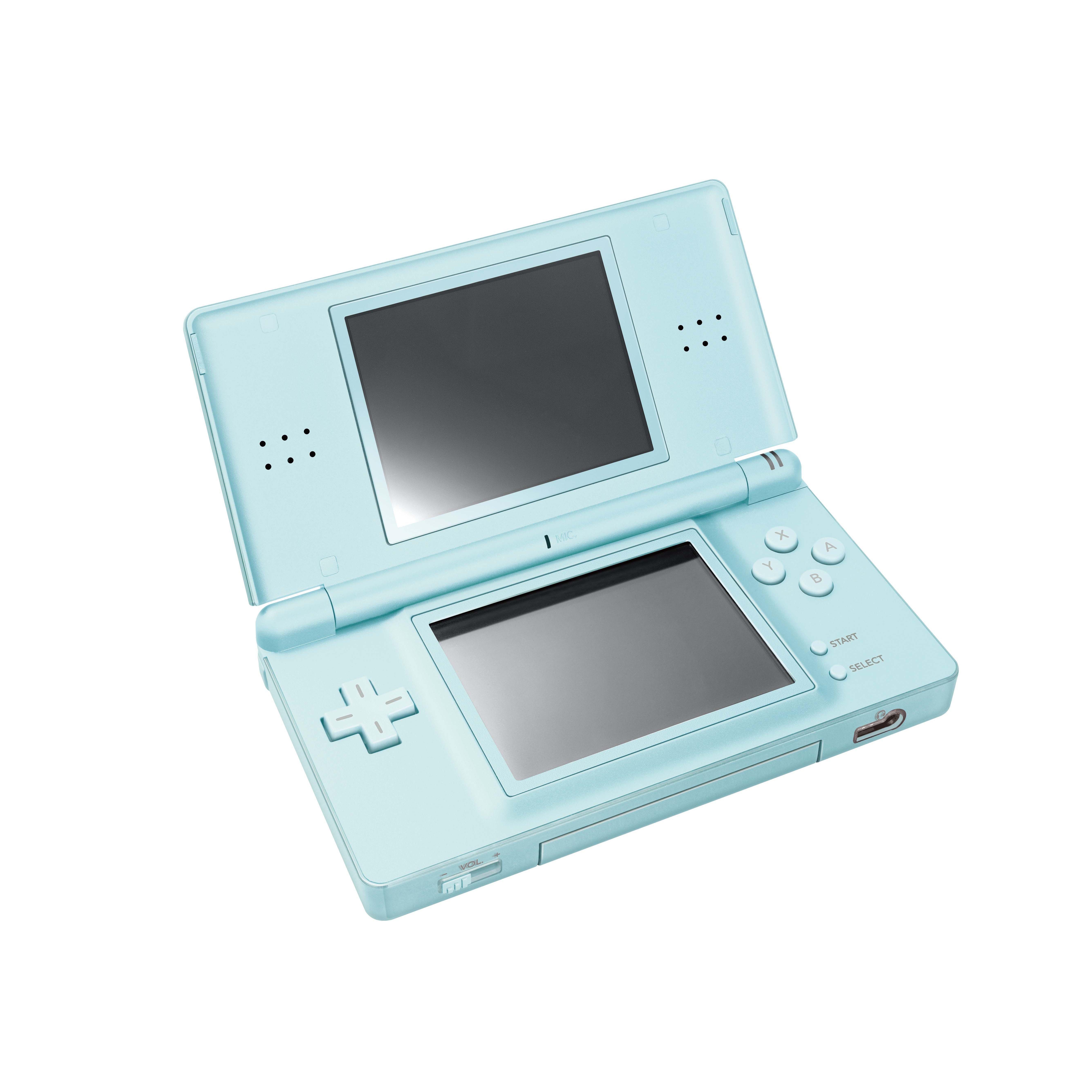 Nintendo DS Lite - HDD 0 MB - Blau