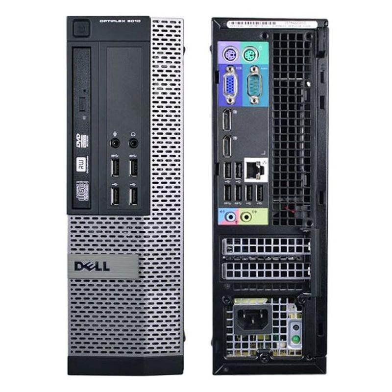 """Dell OptiPlex 9010 SFF 27"""" Core i3 3,3 GHz - SSD 960 Go - 16 Go"""