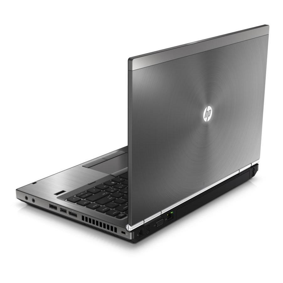 "HP EliteBook 2570P 12,5"" (2012) - Core i5-3320M - 4GB - SSD 180 GB AZERTY - Francúzska"