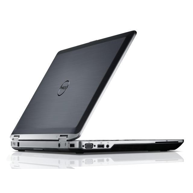 """Dell Latitude E6520 15"""" Core i5 2,5 GHz - SSD 240 GB - 4GB AZERTY - Französisch"""