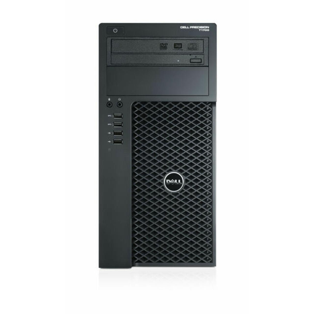 Dell Precision T1700 Core i5 3,2 GHz - SSD 256 Go RAM 16 Go