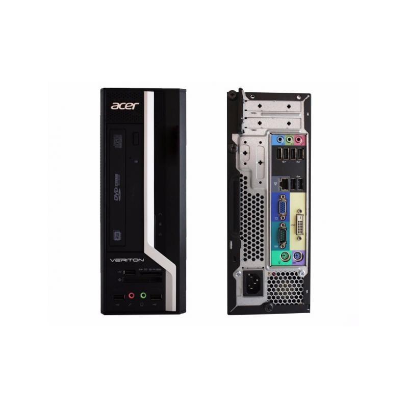 Acer Veriton X2610G Celeron 2,5 GHz - HDD 500 Go RAM 4 Go
