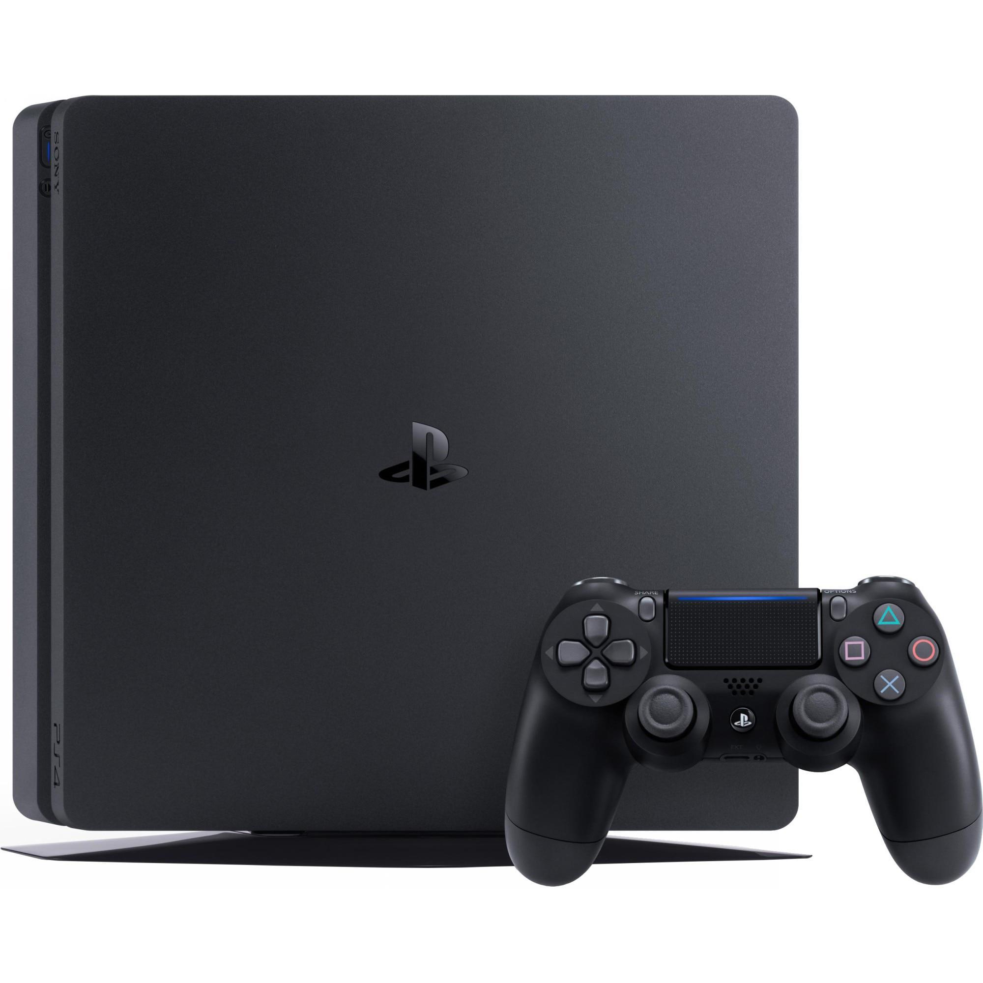 Console Sony PlayStation 4 Slim 500 Go + GTA 5