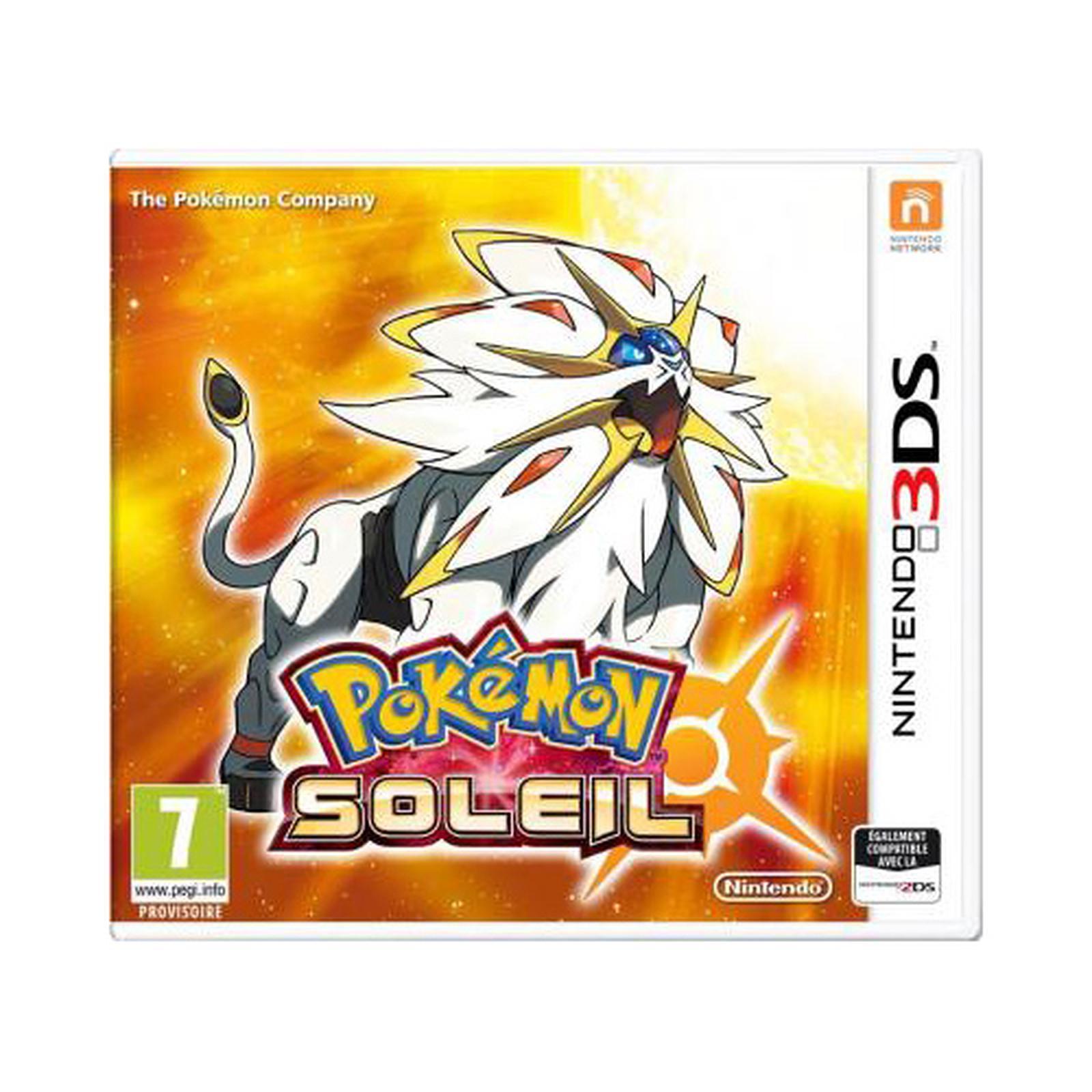 Pokémon Soleil - Nintendo 3DS