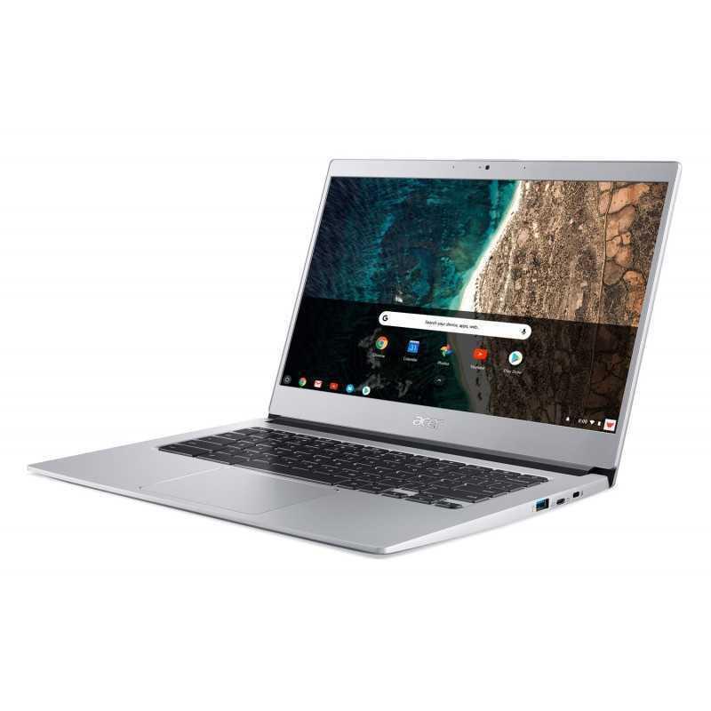 Acer ChromeBook CB514-1HT-P30D Pentium 1,1 GHz 128Go SSD - 4Go AZERTY - Français