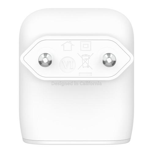 Ecouteurs Belkin Boostup Charge 20W USB-C Wall Charger