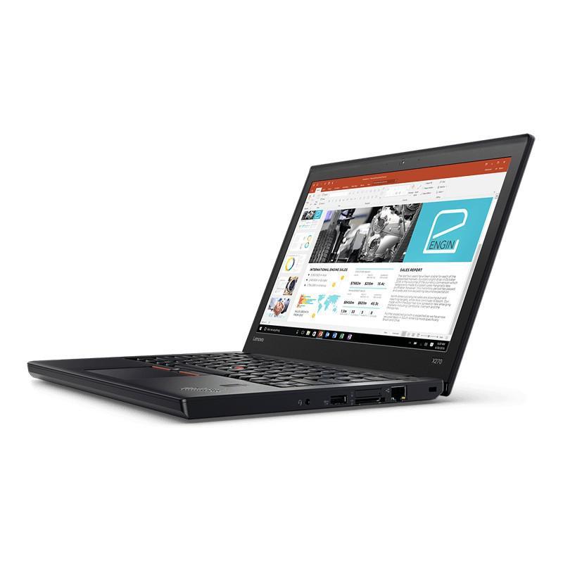 "Lenovo ThinkPad X270 12"" Core i5 2,4 GHz - SSD 240 Go - 16 Go AZERTY - Français"