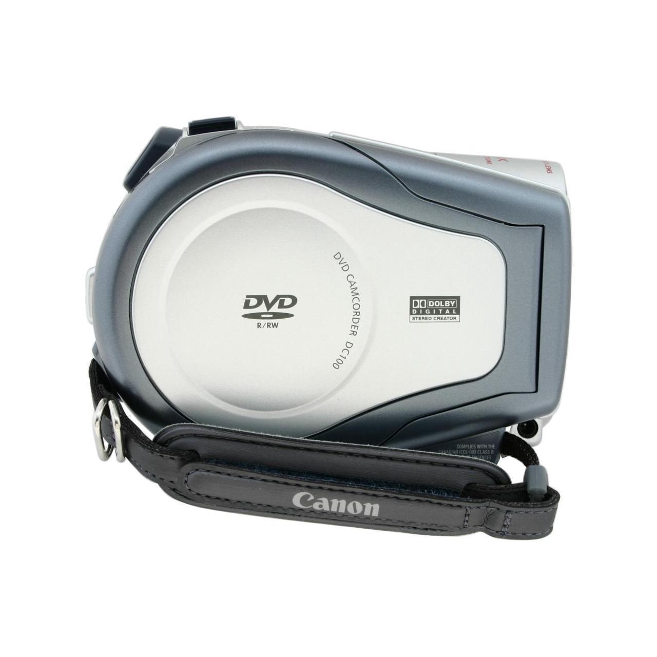 Caméra Canon DC100 E - Gris