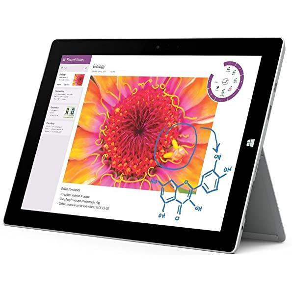"Microsoft Surface Pro 3 12"" Core i5 1,9 GHz - SSD 256 Go - 8 Go AZERTY - Français"