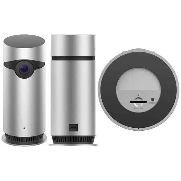 Caméra D-Link Omna 180 Cam HD DSH‑C310 microUSB - Gris/Noir