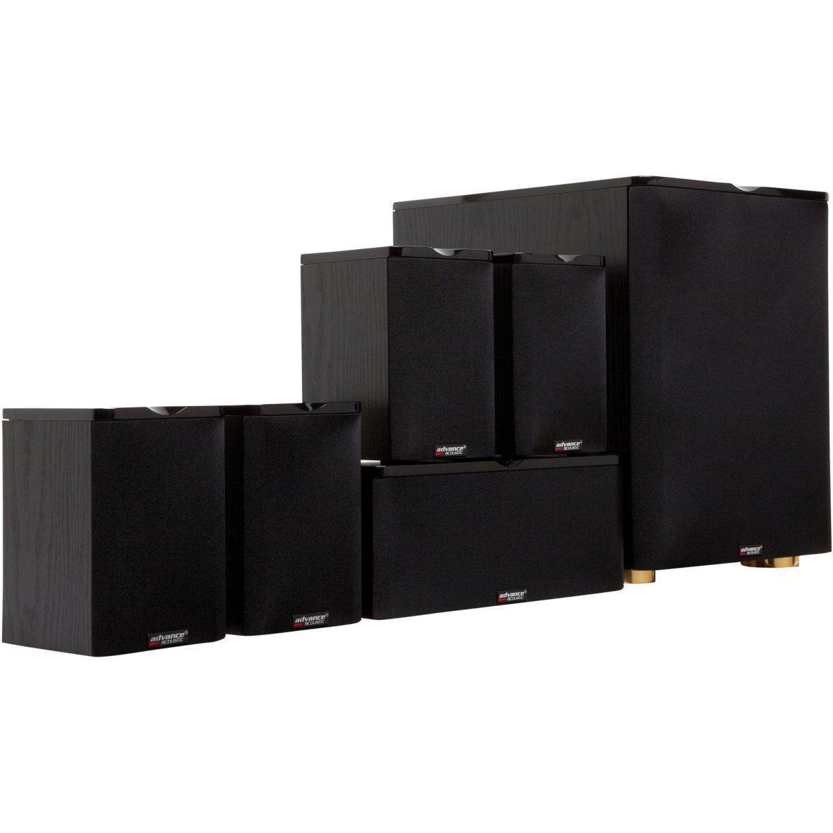 Lautsprecher    Advance MAV 502 - Schwarz